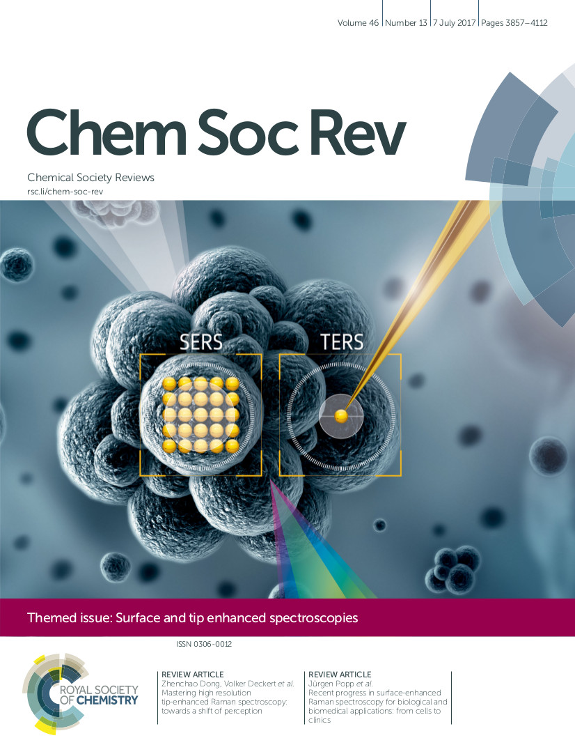 coverpage Chem. Soc. Rev., <strong>2017</strong>,<i> 46</i> 3922